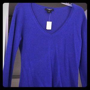 Ann Taylor cashmere sweater